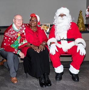 Luncheon December 2019 Merry Christmas
