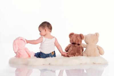 Бебешки фотосесии