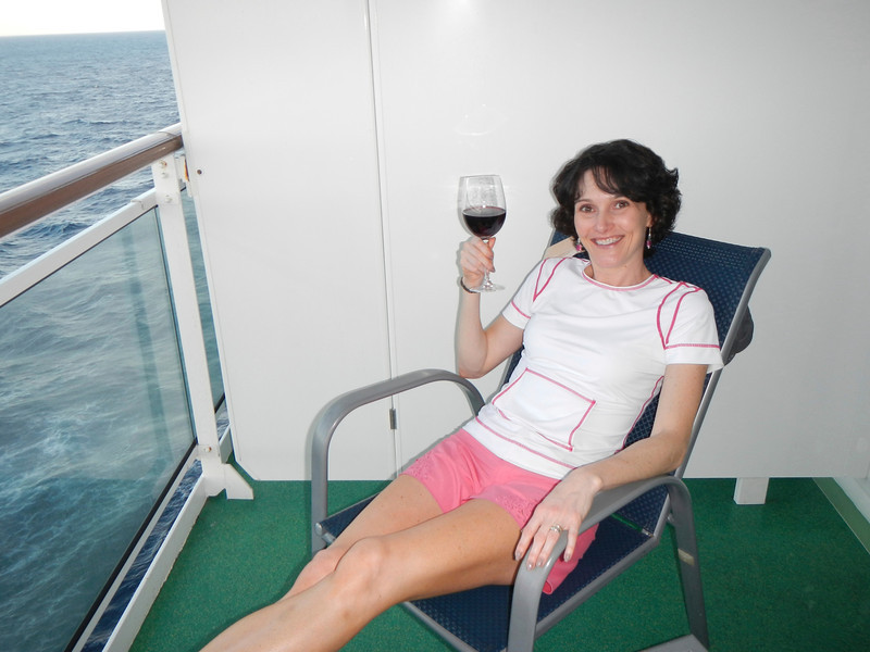 Cheers to another great cruise!