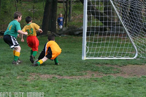 Rec League Soccer