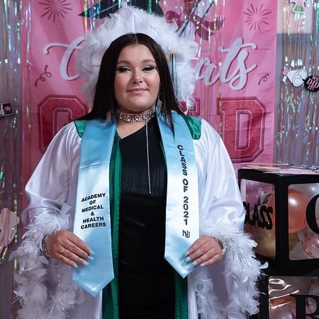 Felicia's Graduation Photo Shoot