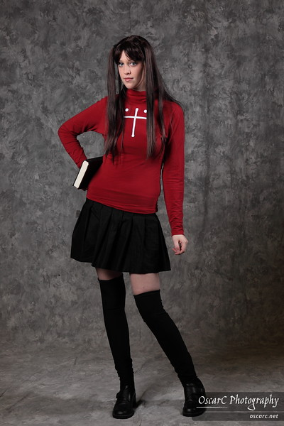 Rin (sweet illuzions) from Fate Stay Night