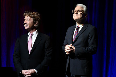 CitySquare  -  A Night To Remember with Steve Martin and Martin Short
