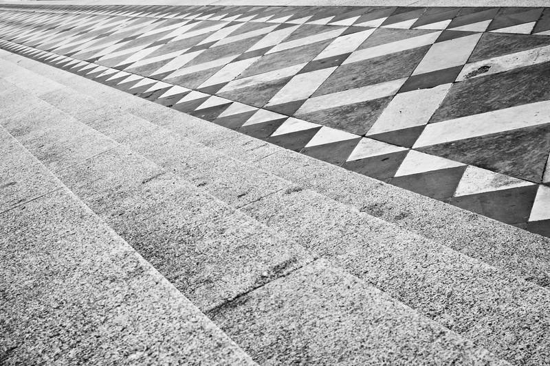Checkered Walk