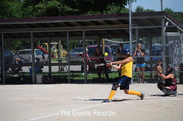 Softball MS at Clarksville