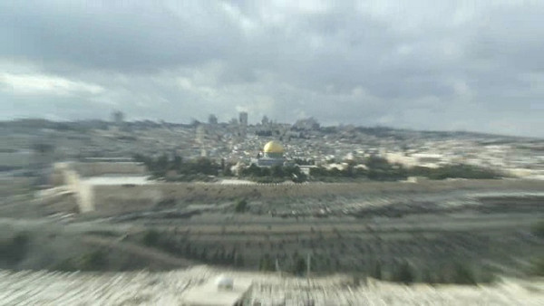 Wailing Walls - a reflection on the walls of Jerusalem and the West Bank (a revised version of videoblog 7)