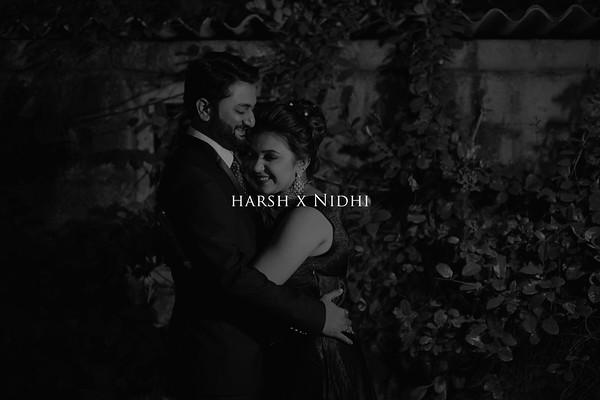 Harsh & Nidhi | Rajkot 2018