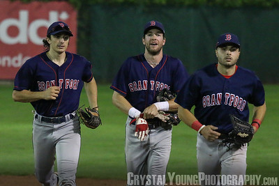 Red Sox at Majors August 7