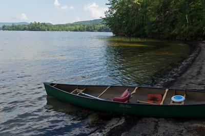 Little Lake Sacandaga - August 2017