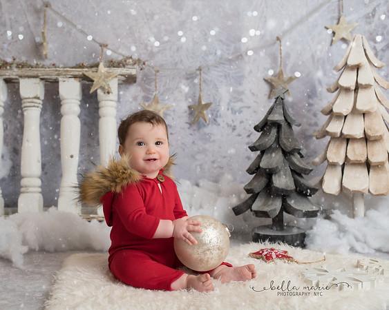 Mason's Christmas, 2017