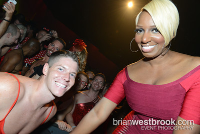 Seattle Red Dress Party 2013 feat. DJ Chi Chi Larue, Nene Leakes, Alexis Jordan, Morgan McMichaels (20 Jul 2013)