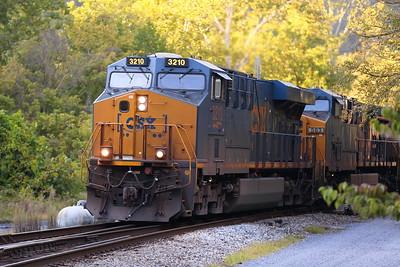 Train full of coal passing through Thurmond, WV. © 2020 Kenneth R. Sheide