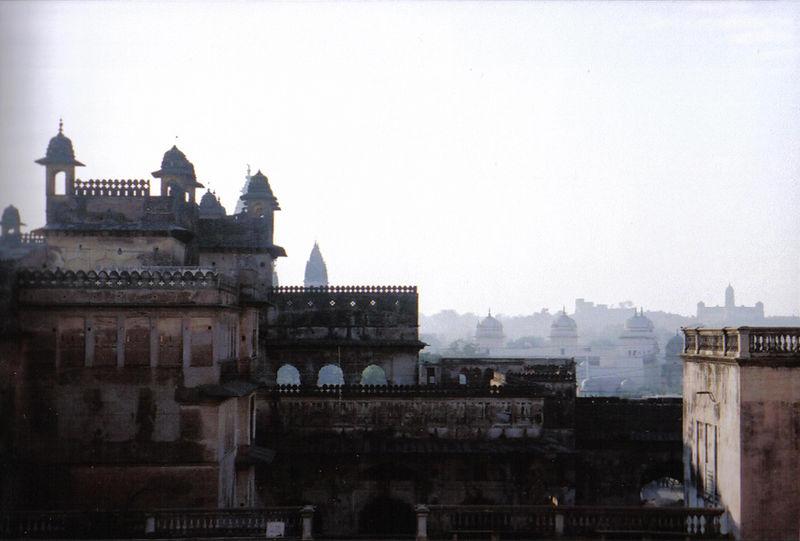 Orccha, Madhya Pradesh