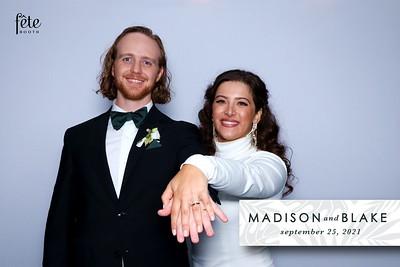 2021-9-25 Madison & Blake Wedding
