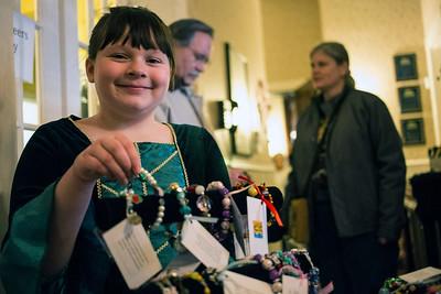 #653 Angelica's Charity Bracelets, 12/6/14