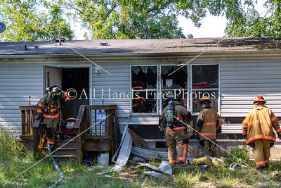 20190908 - Unincorporated Mount Juliet - Structure Fire
