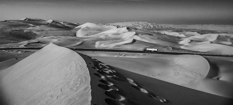 Desert Explorations