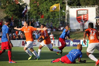 Cibao FC vs Atletico Vega Real
