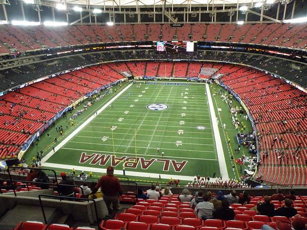 Alabama - Florida 2009