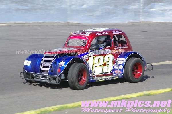 Oval Track Legends, Northampton, 27 May 2014