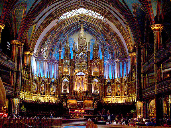 Montreal April 2006