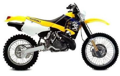 1998 Suzuki RMX 250