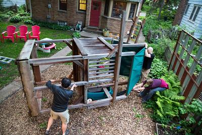 Backyard Engineering