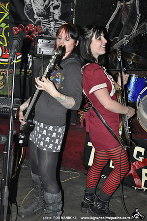 X Girlfriend Experience - at The Double Down Saloon - Las Vegas, NV - September 22, 2009