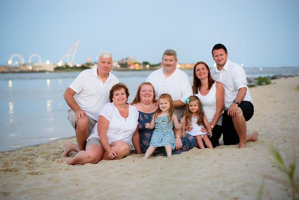 Candy-Nagel-Tarr Family Portraits