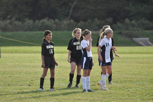 WHRHS Girls v Franklin