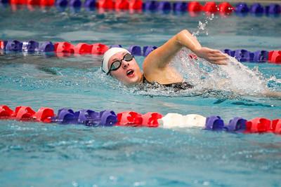 Girls Swimming Jan 2021