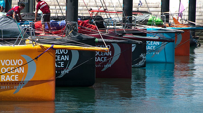 VOR Lisbon In Port Race June 2012