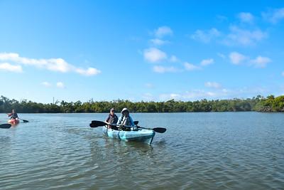 9AM Mangrove Tunnel Kayak Tour - Plemmons, Johnson & Azbell