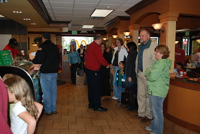 CES - McDonald's Night 2008