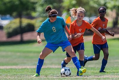 7/14/2012  Danielle Reid - Elk Grove Soccer