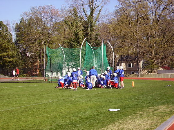 Lacrosse @ St. Christopher's
