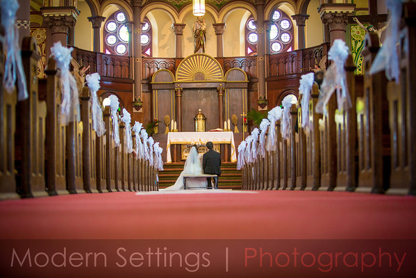 Aaron + Cassandra - Wedding