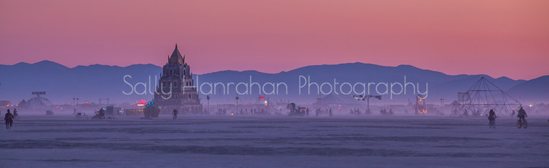 The Temple of Remembrance~Burning Man 2015