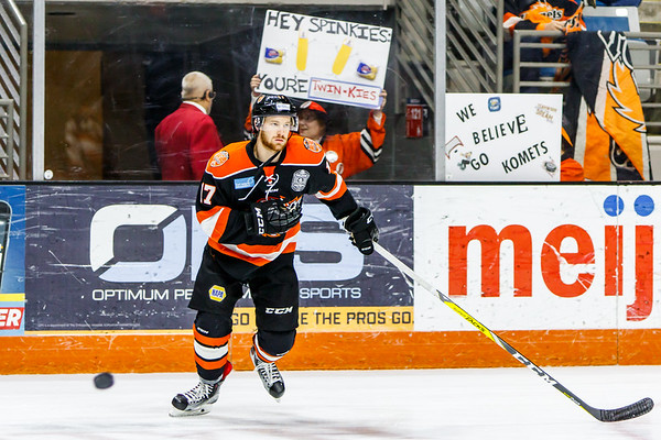 5/5/17 Komets vs. Toledo Game 4