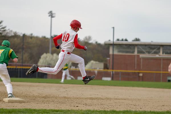 Hudson High Baseball 2019