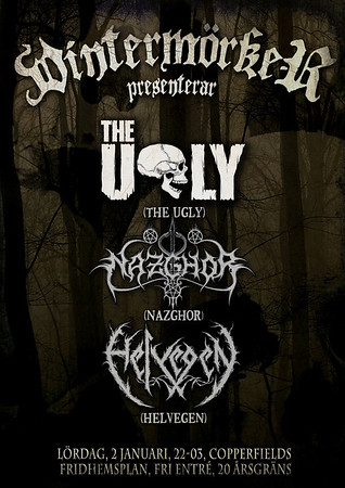 THE UGLY – Sthlm Copperfields 2/1 2016