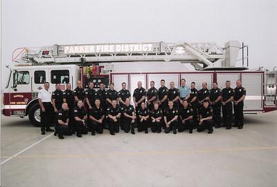 Parker C-Shift Group Photos