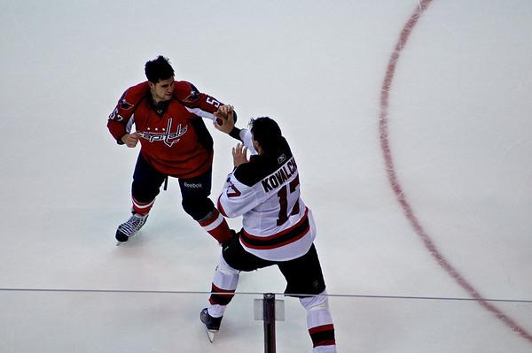 Caps vs Devils (7/2) (Oct. 9 2010)
