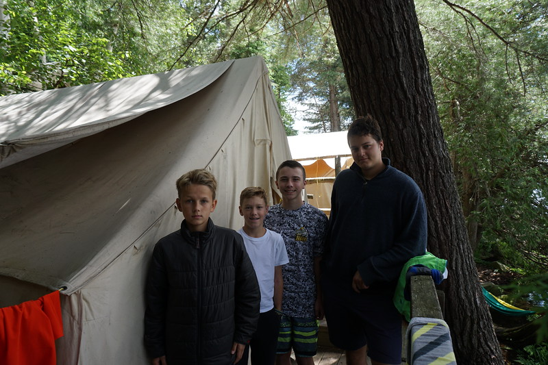Tent 17
