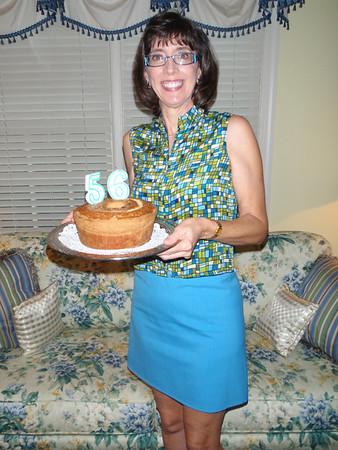 Jenny's 56th Birthday - 2012
