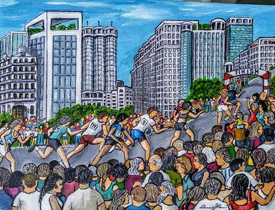 2020 ALL Cityscape Painting/Drawing Exhibition