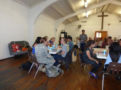 2013-2014 Community Classroom Dinners