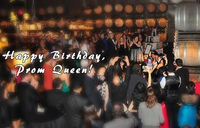 Gina's Prom @ Rosenblum Cellars 12.1.12