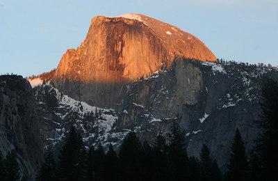 Yosemite Winter 2007