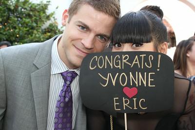 Eric & Yvonne Wedding